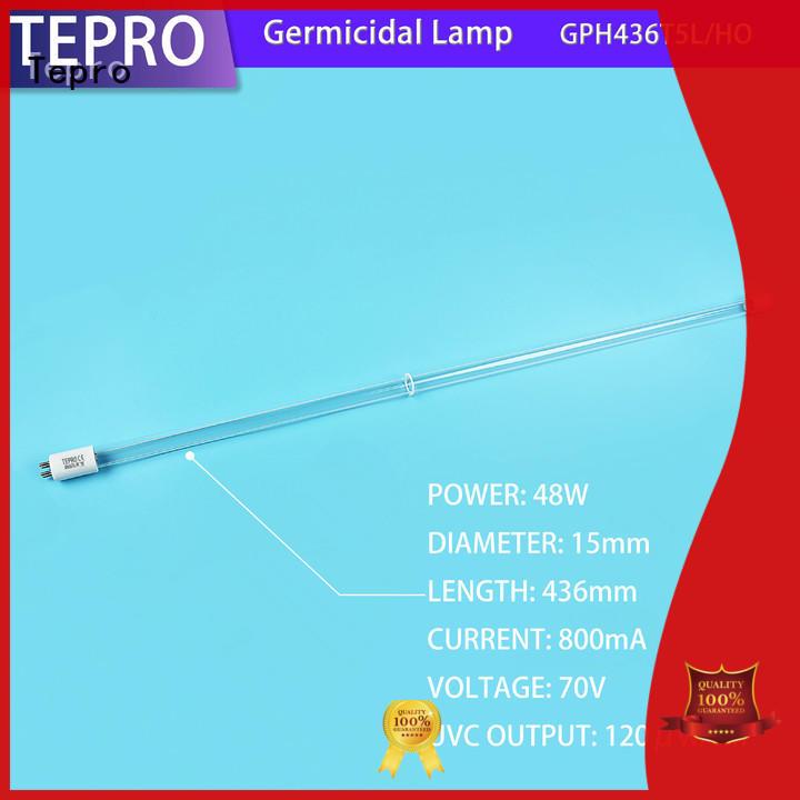 Tepro bactericidal sterilizing light customized for pools