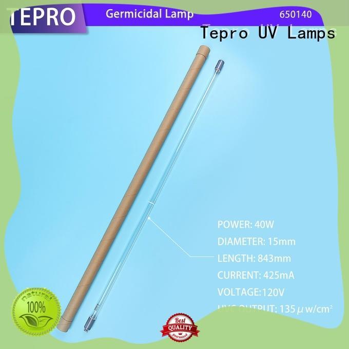 Tepro professional uvc light bulb sterilizing for fish tank