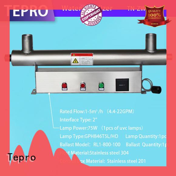 Tepro standard germicidal lamp design for aquarium