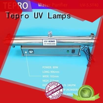 Tepro professional uv air filter 6gpm for fish tank