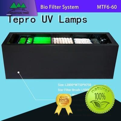 Tepro standard bio filter function for fish tank