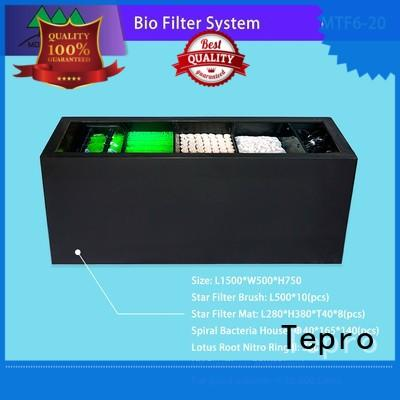 Tepro bactericidal uv air filter customized for hospital