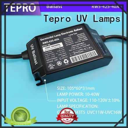 Tepro fluorescent ballast brand for factory