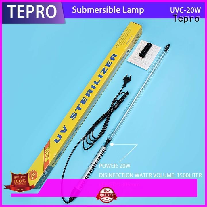 Tepro 17mm uv air purifier manufacturer for hospital