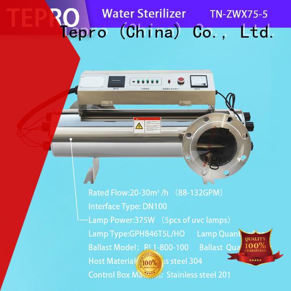 Tepro submersible ultraviolet lamp manufacturer for fish tank