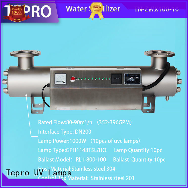 Tepro uv light for well supplier for aquarium