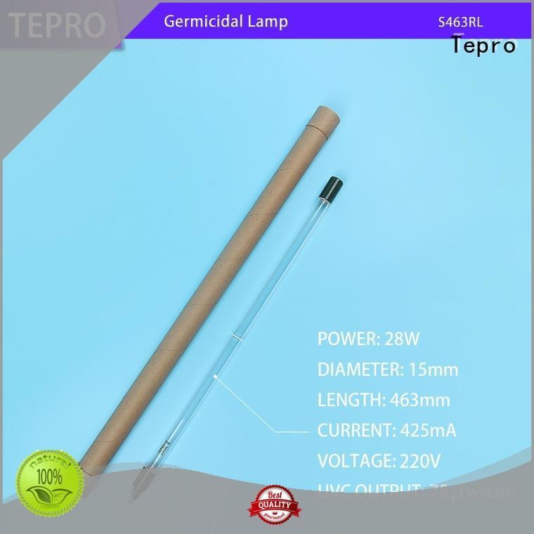 Tepro ultraviolet light supply