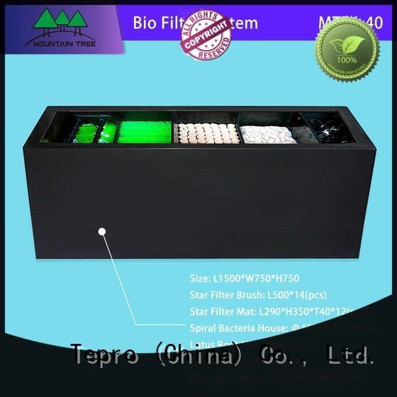 Tepro 17mm uv c light bulb supplier for hospital