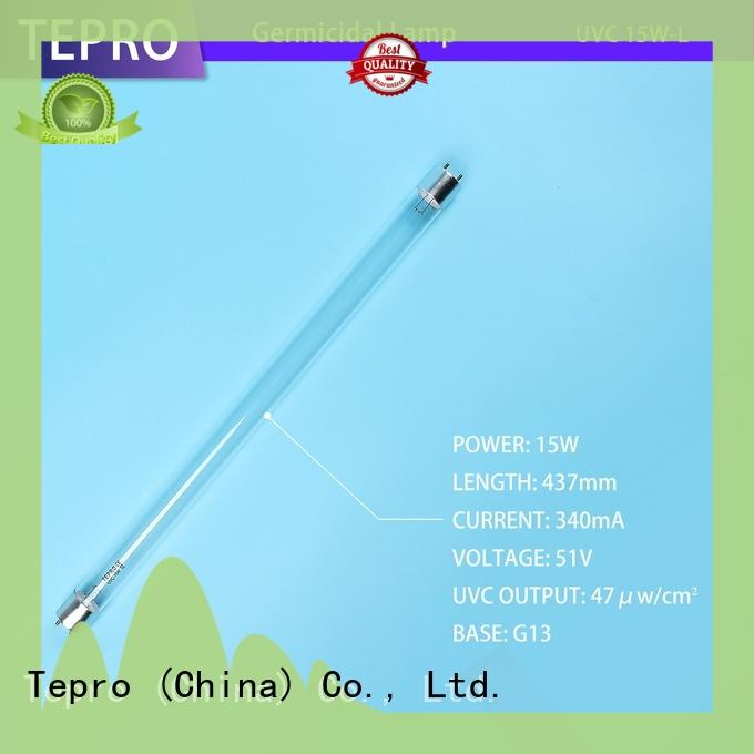 Tepro uva and uvb light bulb spare parts for laboratory