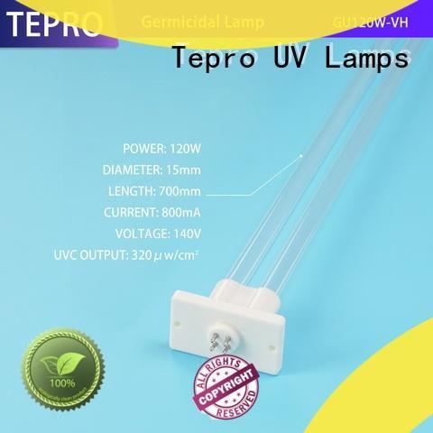 Tepro submersible uv disinfection lamp manufacturer for aquarium