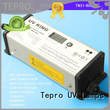 Tepro quality uv lamp ballast circuit system for factory