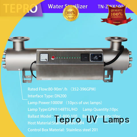 quality uv water filtration system factory