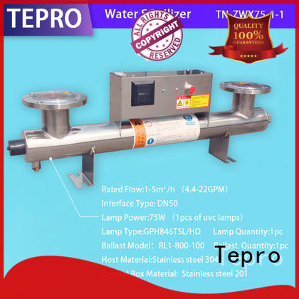 conventional uv water filtration system manufacturer