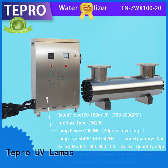 Tepro uv water filtration system types for reptiles