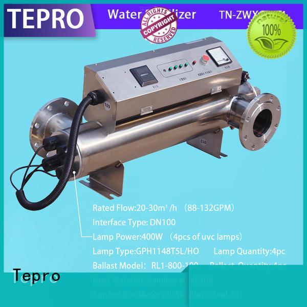 professional ultraviolet bulb customized for aquarium Tepro