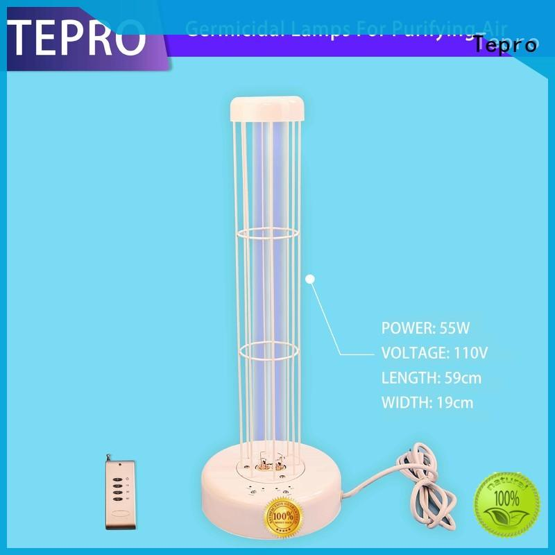 Tepro ultraviolet lamp customized for pools