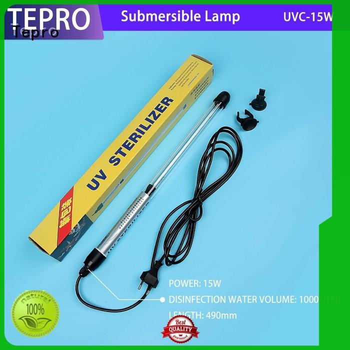 Tepro uv light for water system performance for pools