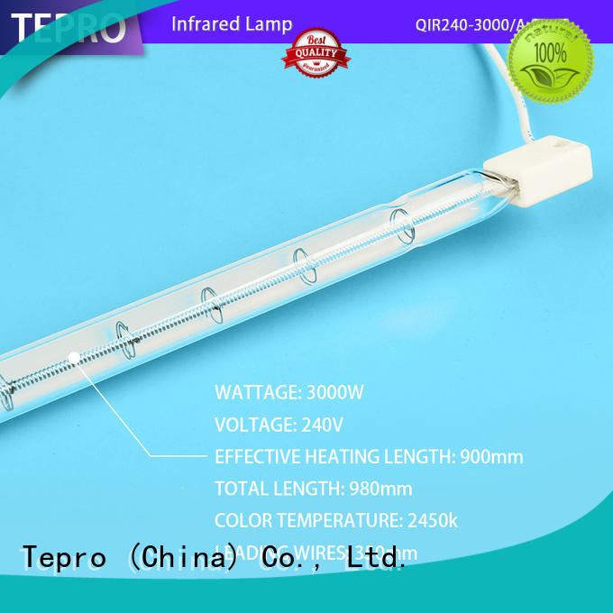 household infrared lamp types