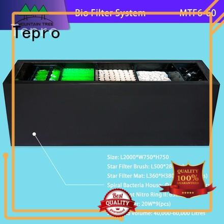 Tepro professional submersible uv light customized for pools