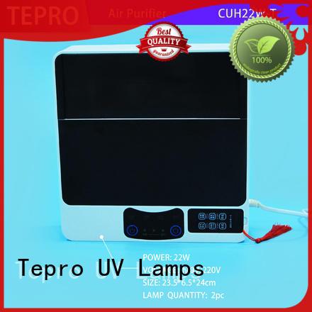 aluminum uv lamp types for laboratory