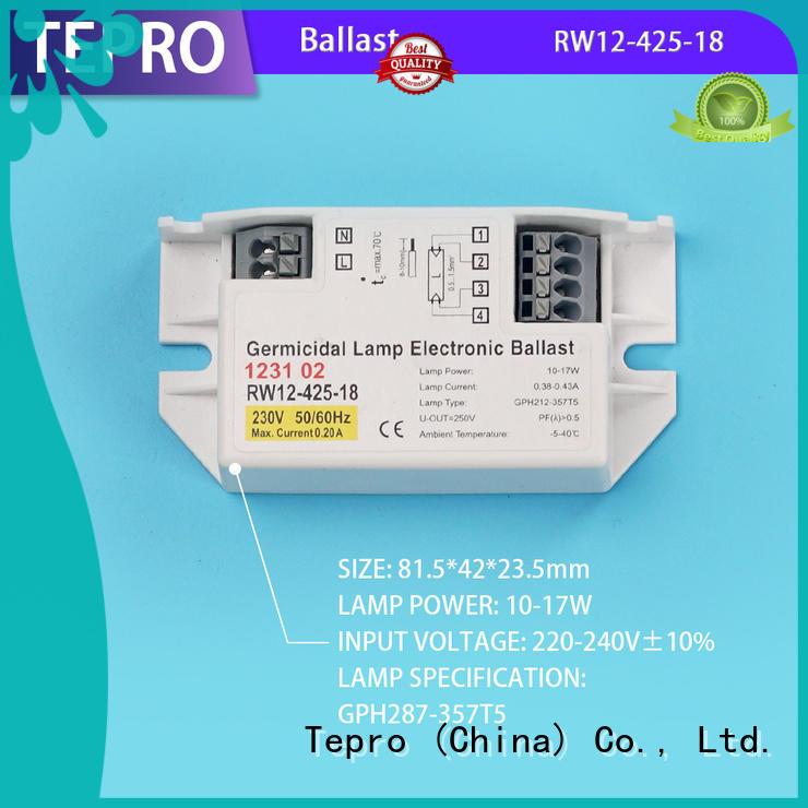 best light ballast function for fish tank