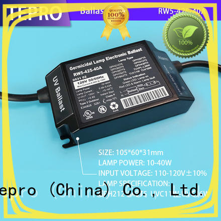 Tepro bactericidal uv air filter supplier for aquarium