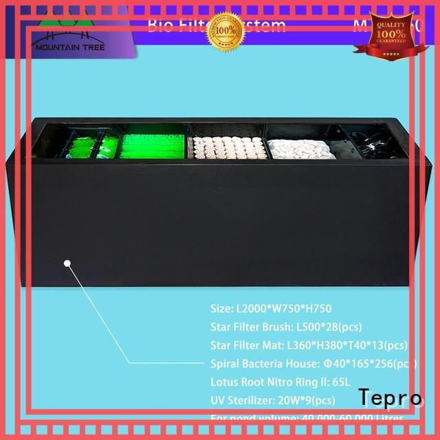 Tepro quality fish tank filter performance for fish tank