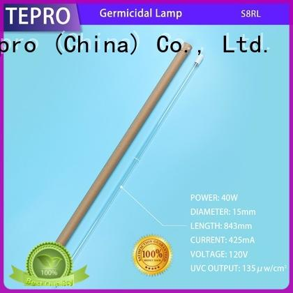 Tepro ultraviolet light uses supply for plants
