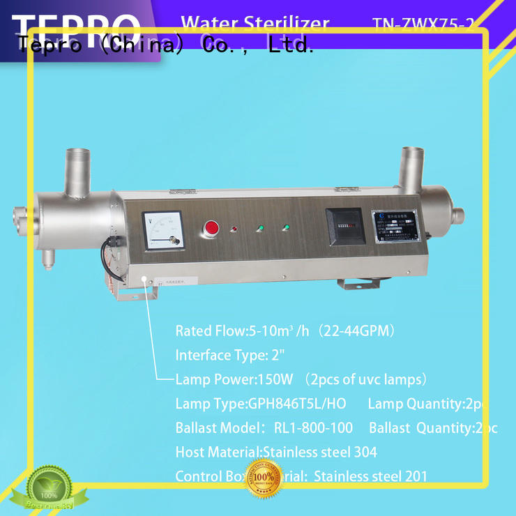 professional ultraviolet water purification system manufacturer for aquarium