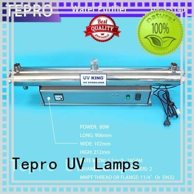 Tepro ro uv water purifier manufacturer for hospital