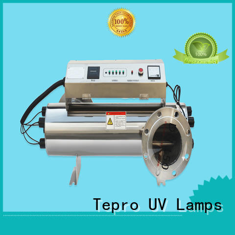 Tepro bactericidal ultraviolet filter factory for pools