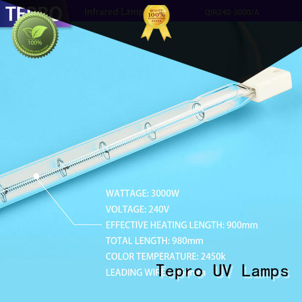 infrared lamp manufacturer for factory Tepro