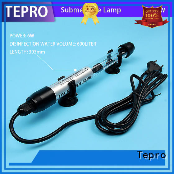 Tepro conventional uv light for water system parameter for aquarium