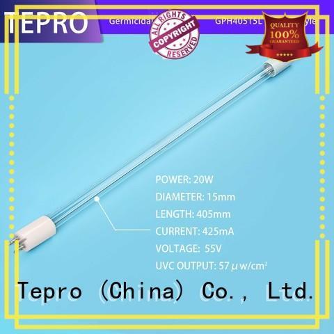 Tepro aluminum gel manicure light brand for nails