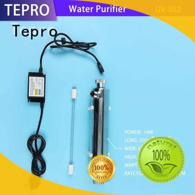Tepro 17mm submersible uv light design for pools