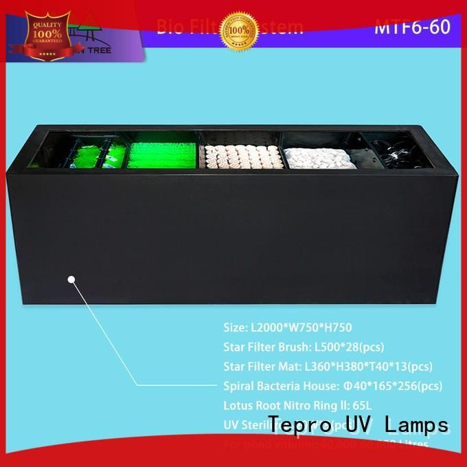Tepro commerce bio filter for fish tank
