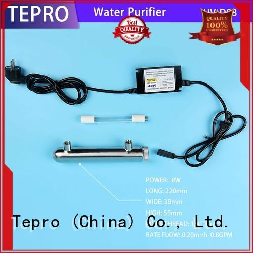 conventional uv water treatment factory for fish tank