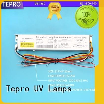 Tepro quality fluorescent ballast factory for fish tank