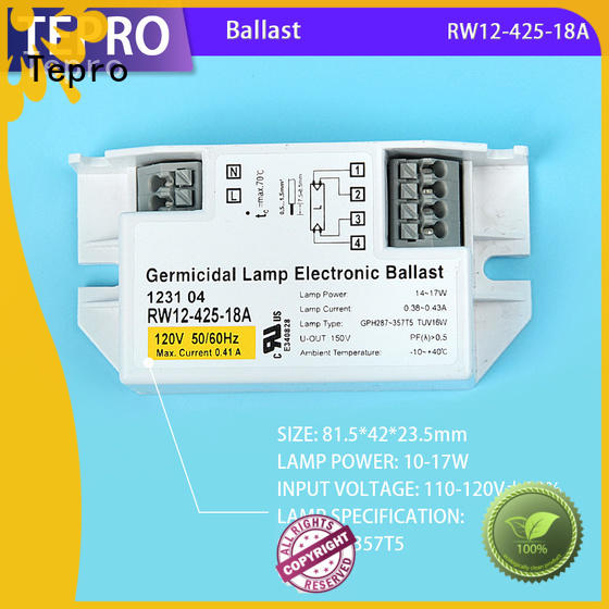 Tepro professional light ballast brand for laboratory