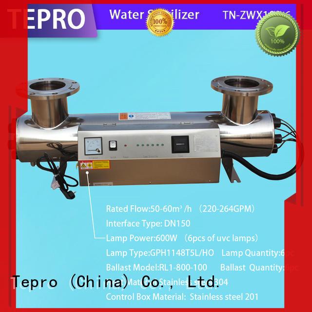 Tepro bactericidal uv sterilizer for freshwater aquarium customized for aquarium
