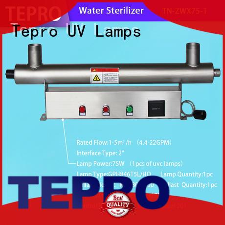 Tepro bactericidal bactericidal lamps manufacturer for hospital