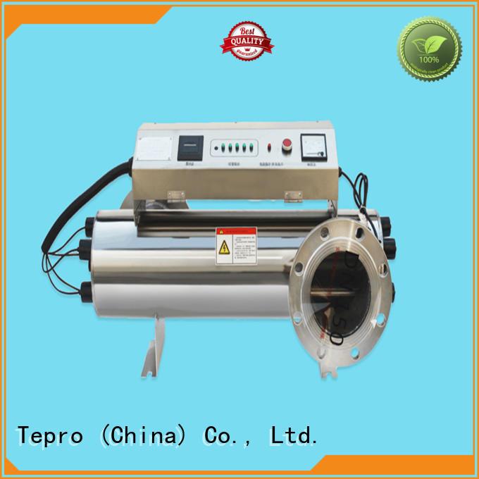 quality ultraviolet water purification system manufacturer for hospital