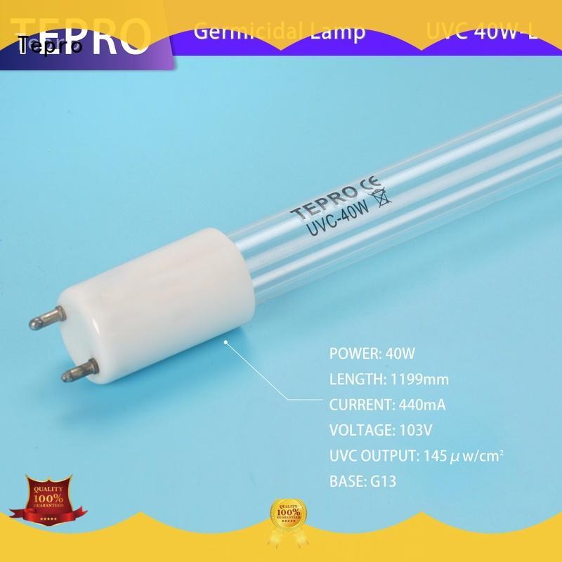 Double Pins G5 G13  40W  Water Treatment UVC40W-L