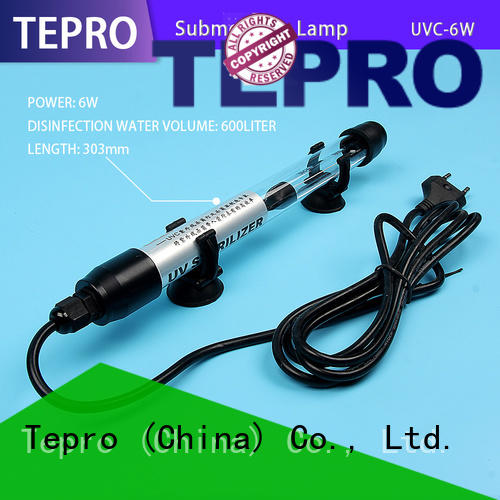 Tepro standard uv water systems home parameter for aquarium