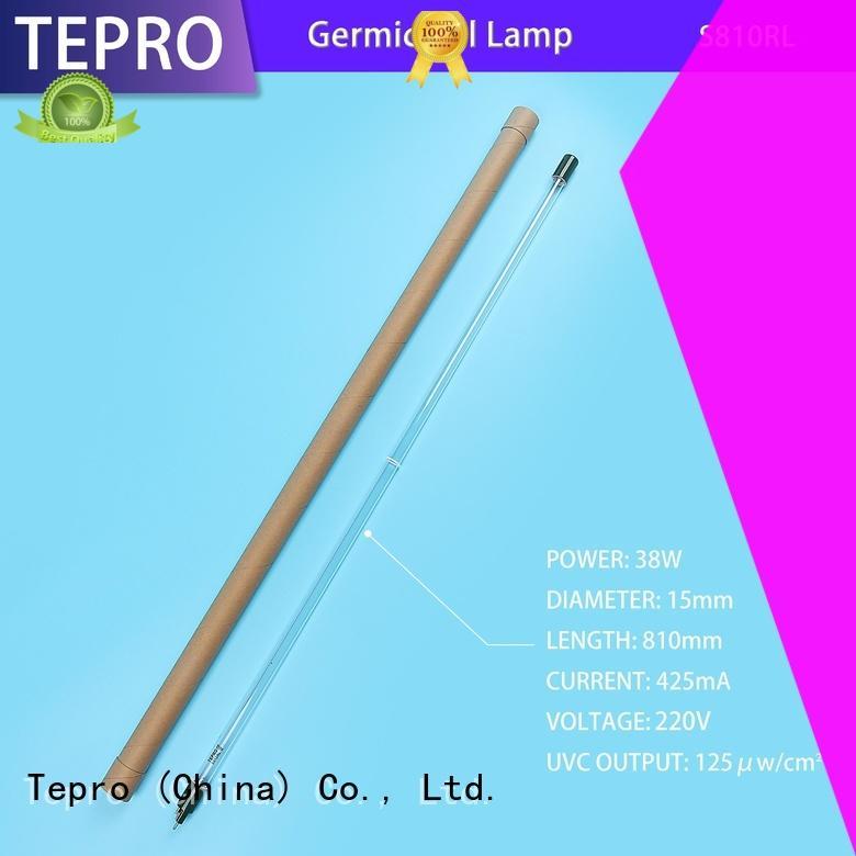 Tepro h shape uv sterilizer bulb design for aquarium