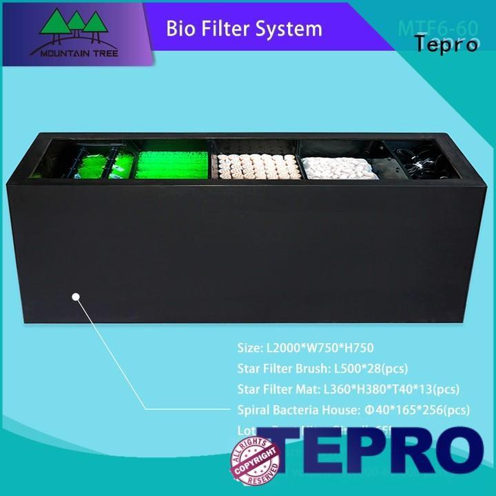 Tepro standard fish tank filter manufacturer for aquarium