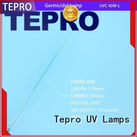 Tepro stainless steel uvc bulb manufacturer for pools