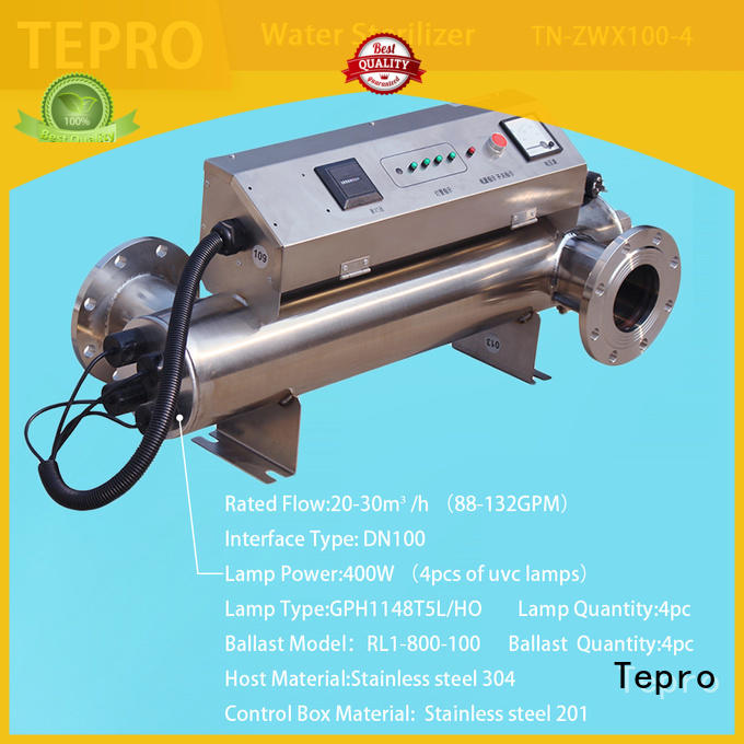 Tepro bactericidal uv light disinfection manufacturer for hospital