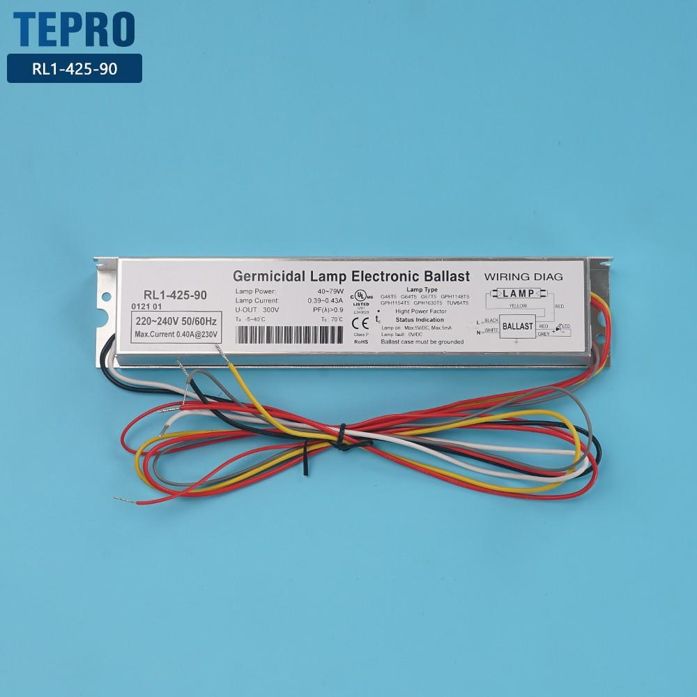 Tepro fluorescent light ballast brand for factory-1
