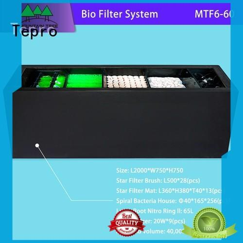 Tepro standard uv air purifier supplier for hospital